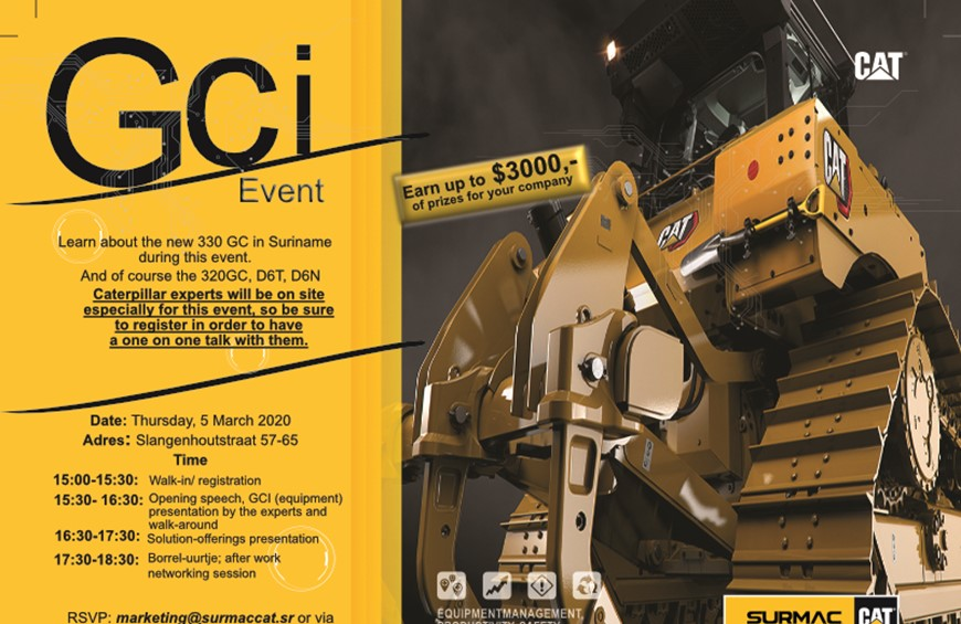 GCI CUSTOMER EVENT